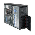 Серверный корпус Supermicro Tower 865W EATX (CSE-743TQ-865B-SQ)