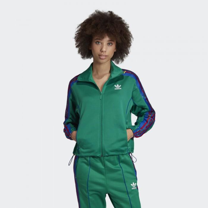 Женская олимпийка Adidas Originals Floral ED4769