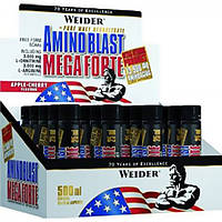 Weider Аминокислоты Weider Amino Blast Mega Forte, 25 мл х 20 амп.