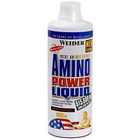 Weider Аминокислоты Weider Amino Power Liquid, 1 л (мандарин)