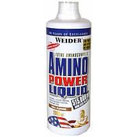 Weider Аминокислоты Weider Amino Power Liquid, 1 л (кола)