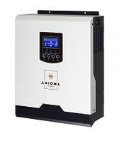 Автономний інвертор Axioma Energy ISMPPT 3000 (24 кВт 1шт. МРРТ)