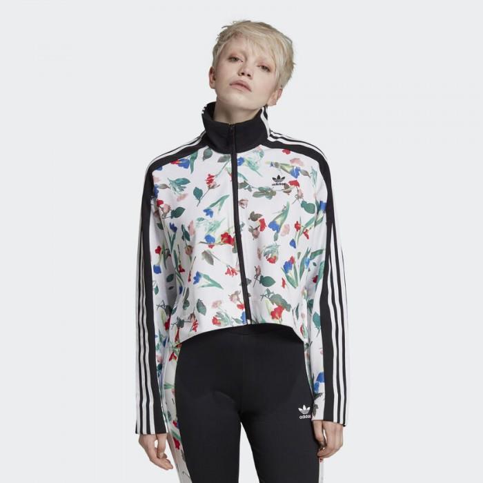 Женская олимпийка Adidas Originals Allover Print ED4762