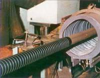Труба дм.426х6-7мм. 10704 с изоляцией (ВУС)-весьма усиленный тип