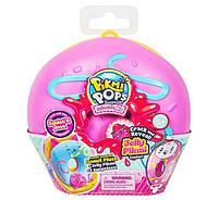 Pikmi pops пончик мягкая игрушка и сквиш