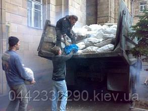 Вывоз строительного мусора с погрузкой
