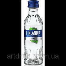 Altia Corporation Finlandia Lime Vodka 0.05L