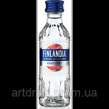 Altia Corporation Finlandia Grapefruit Vodka 0.05L