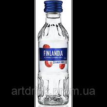 Altia Corporation Finlandia Cranberry Vodka 0.05L
