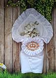 Именной конверт на выписку  для новорожденных, фото 2