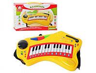 Пианино EG 80102 R Клавитара,муз,свет,функция записи голоса