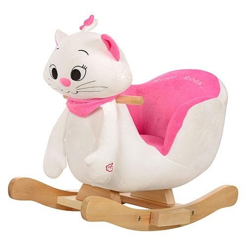 Качалка MP 0670 Кошка Белая