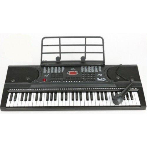 Синтезатор SK 690 61 клавиша, 100 ритмов, 10 демо, микрофон, от сети, в кор-ке, 89-32-12см