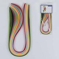 Бумага для квилинга С 37119 (252) 16 цветов в кульке