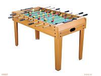 Футбол 2138 / 466-5210 деревянный, на штангах