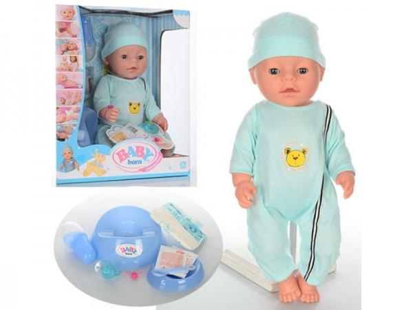 Кукла-пупс Беби Борн BL014F 42см