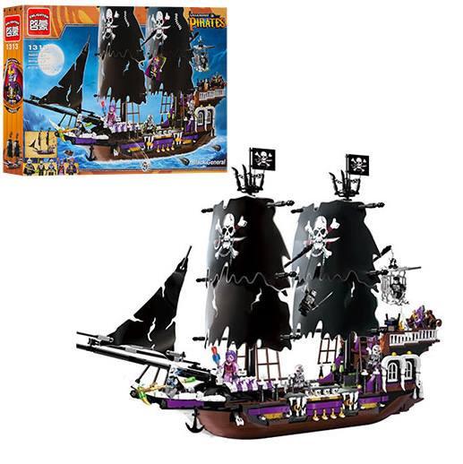 Конструктор BRICK 1313 Пираты