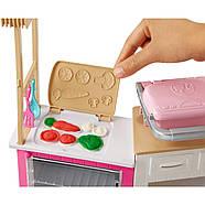 Игровой наборBarbie Мега Кухня Ultimate Kitchen, фото 4
