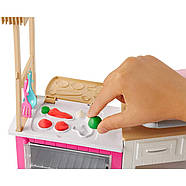 Игровой наборBarbie Мега Кухня Ultimate Kitchen, фото 7