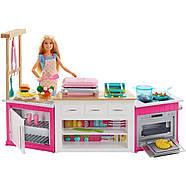 Игровой наборBarbie Мега Кухня Ultimate Kitchen, фото 8