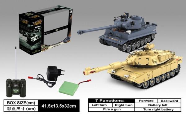 Танковый бой 99822