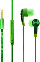 Наушники TOTO Наушники TOTO Earphone Mi5 Metal Green F_52627