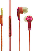 Наушники TOTO Наушники TOTO Earphone Mi5 Metal Red F_52633