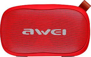 Акустическая система AWEI Портативная акустика AWEI Y900 Bluetooth Speaker Red F_52871