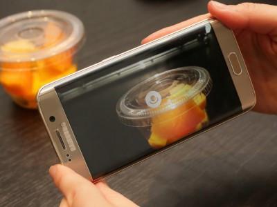 Samsung готує альтернативу вже випущениму Edge смартфону