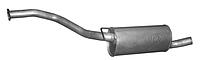 Глушитель для Ford Transit Connect