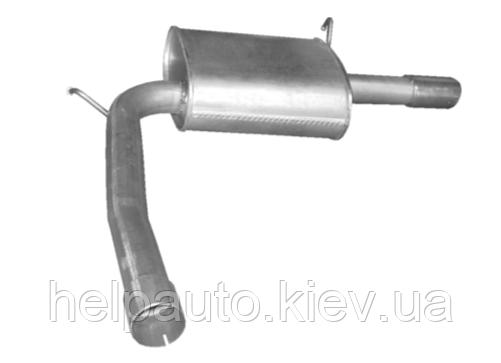 Глушитель для Volvo XC70
