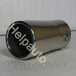 Насадка на глушитель декоративная YFX-0614