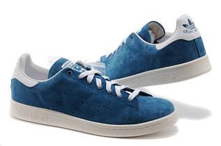 Кроссовки мужские Adidas Stan Smith / ADM-552 (Реплика)