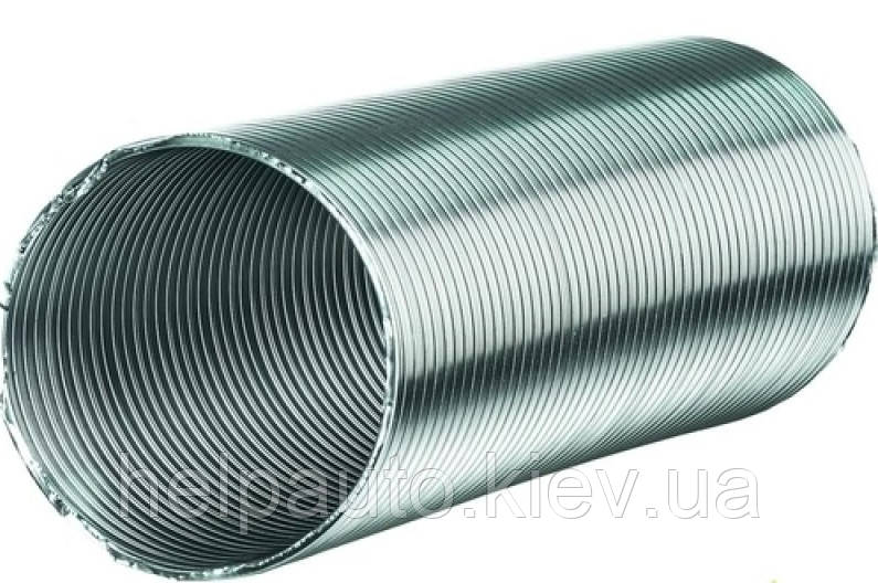 Гофротруба Dinex, оцинкованная диам. 128мм