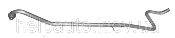 Труба средняя для Ford Fiesta