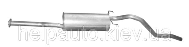 Глушитель для Toyota Hi-Lux  /  VW Taro