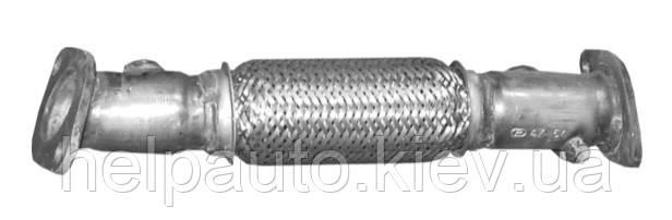 Приемная труба для Hyundai IX 35 / Kia Sportage