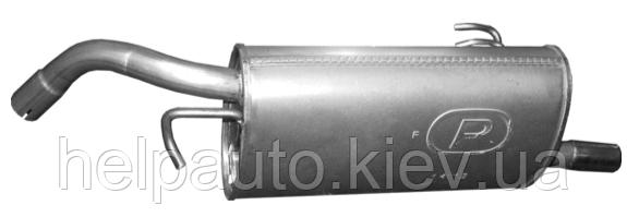 Глушитель для Mitsubishi Colt