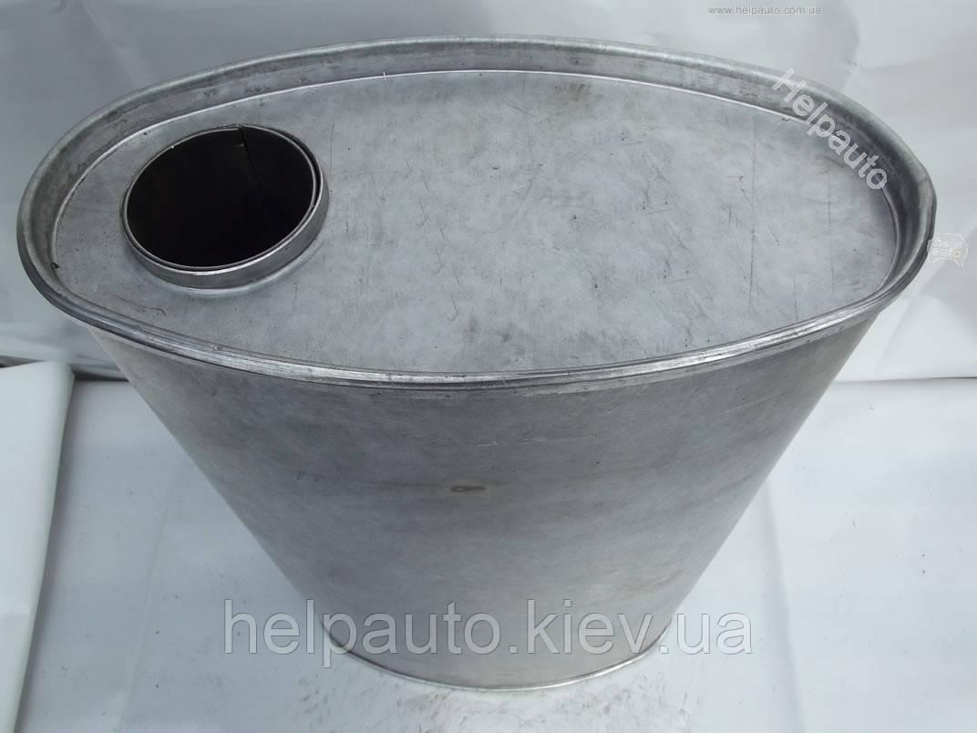 Глушитель универсальный плоский D.766/50