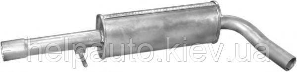 Резонатор для Audi A3 / Seat Leon, Toledo / Skoda Octavia / Volkswagen Bora, Golf, New beetle