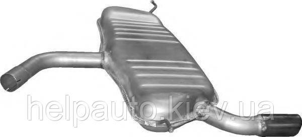 Глушитель для Audi A3