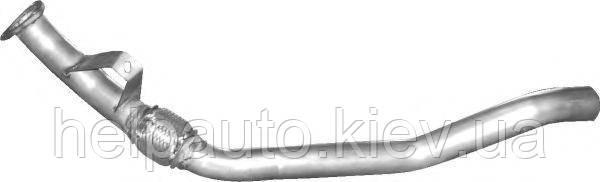 Приемная труба для Audi A4