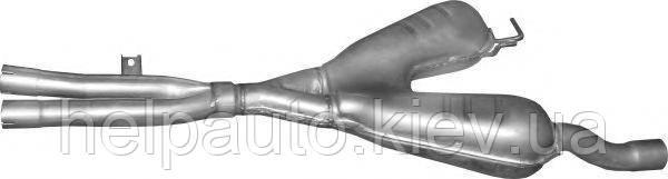 Резонатор для BMW 5 E39