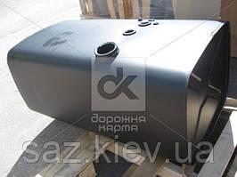 Бак паливний 250 л під полуоборотную кришку (без кришки) топливозаб. 5202.3827010 (пр-во КАМАЗ)