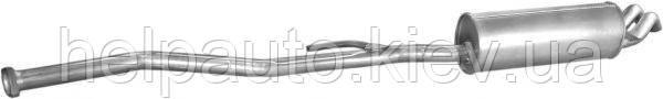 Глушитель для BMW 5 E34