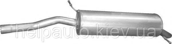 Глушитель для Citroen C5