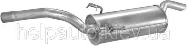 Глушитель для Citroen Jumpy / Fiat Scudo / Peugeot Expert