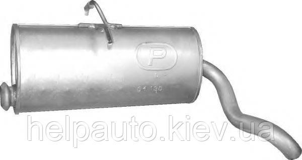Глушитель для Citroen Berlingo / Peugeot Partner