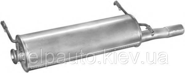 Глушитель для Citroen Xsara