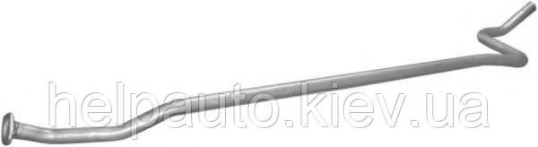 Труба средняя для Citroen C2